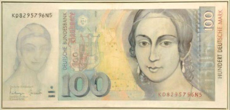 100 Deutsche Mark