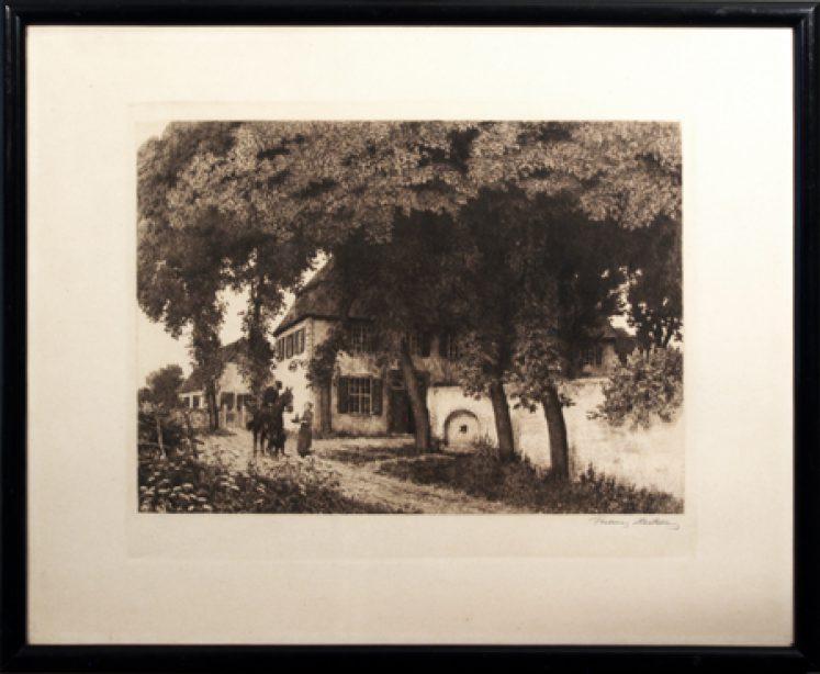 """""""Schumla"""" von Franz Hecker"""